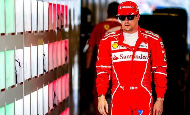 Kimi Räikkönen on kerännyt tähän mennessä 163 MM-pistettä. Saldo oikeuttaa MM-tilastossa viidenteen sijaan.