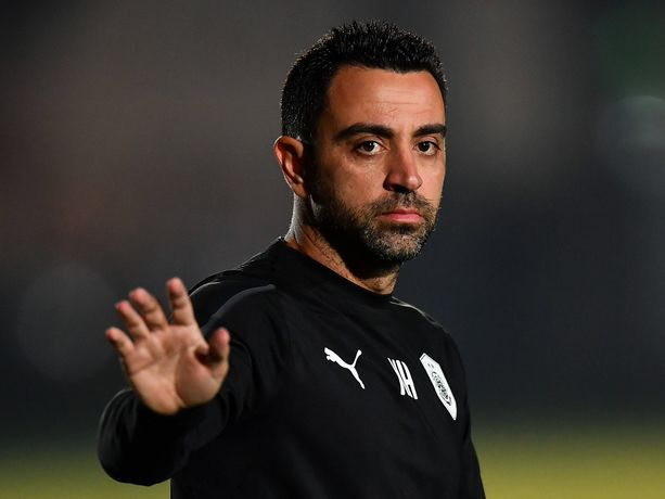 Xavi on kertonut unelmoivansa Barcelonan valmentamisesta jonain päivänä.