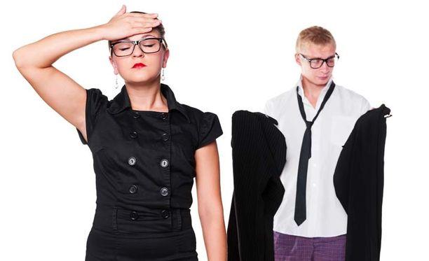 Brittiselvityksen mukaan naiset yrittävät muuttaa miestensä tyyliä suhteen alkuvaiheessa. Tyyliesikuvien kärjessä ovat David Beckham, Gary Barlow sekä X Factor -juontaja Dermot O'Leary.