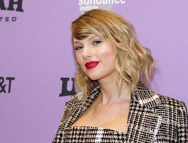 Taylor Swift ei osallistunut Grammy-gaalaan.