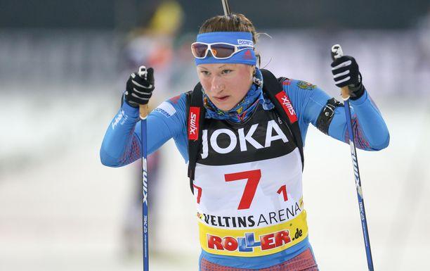 Olga Podtšufarova ehti jo kerran lopettaa uransa ja aikoo nyt tehdä paluun Slovenian maajoukkueessa.