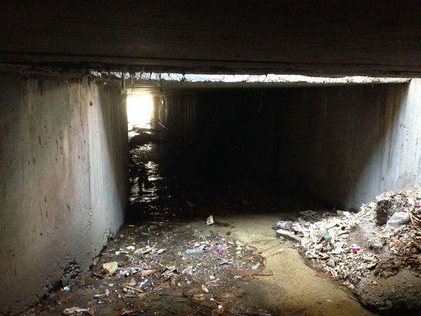 El Chapo on hyödyntänyt tunneleita rikollisissa toimissaan.