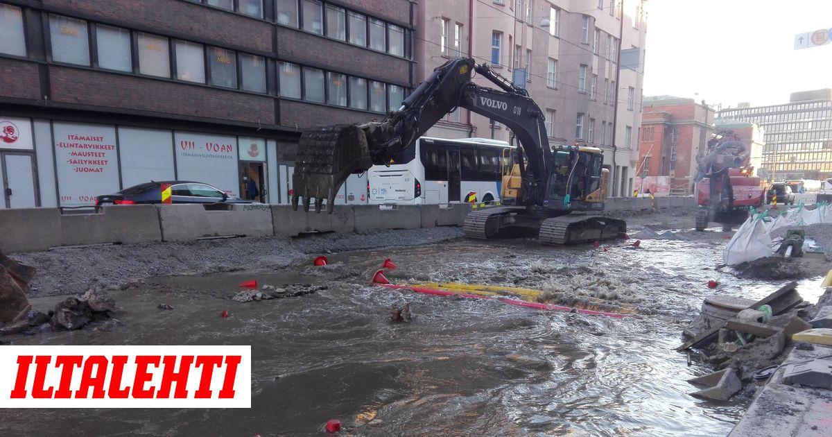 Helsingin Vesi