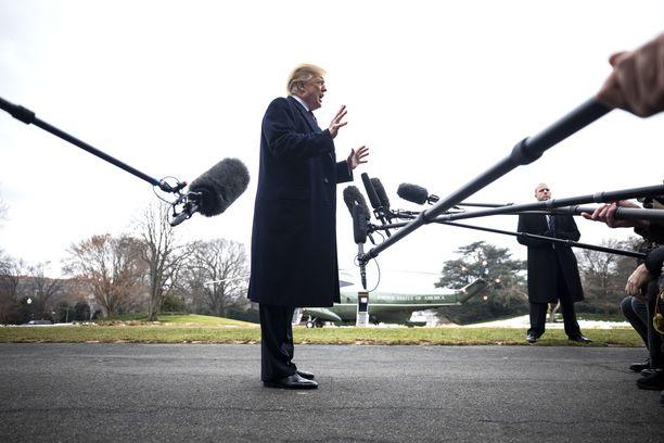 Donald Trumpin politiikka miellyttää joitain äärioikeistolaisia.