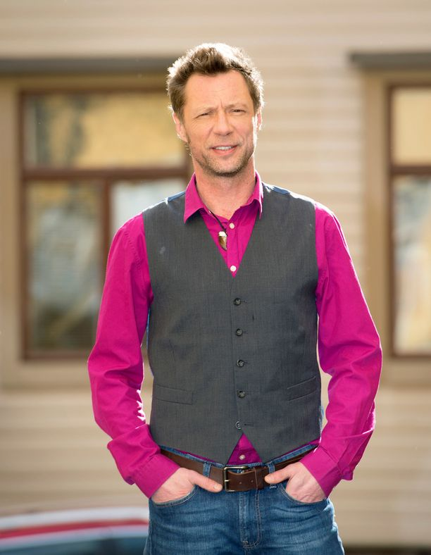 Antti Reini ei kalpenisi karismassa.