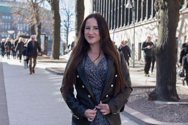 – Ilman konkurssia nykyinen yritykseni ei menestyisi näin hyvin, Irina Viitala sanoo.