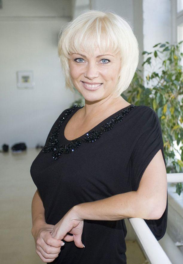 Helena Ahti-Hallberg 2021