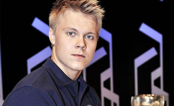 Mikael Granlund asui vielä jonkin aikaa sitten yhdessä pikkuveljensä kanssa.