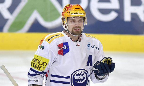 Janne Pesonen palaa Ruotsiin.