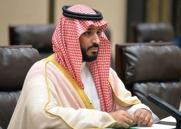 Saudi-Arabian kruununprinssi Mohammed bin Salman on myös maansa toinen varapääministeri sekä puolustusministeri.