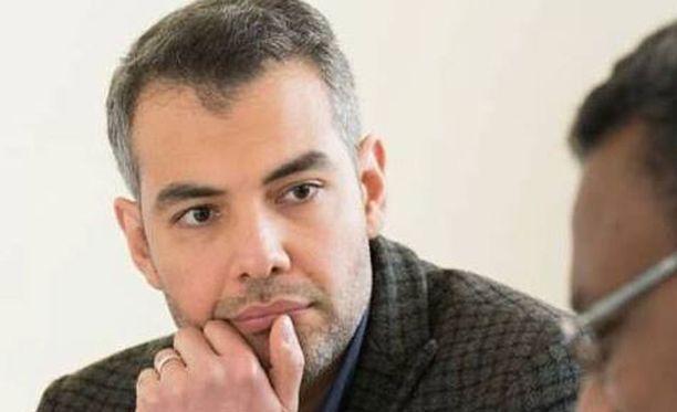Hussein al-Taee työskentelee konfliktinratkaisujärjestö CMI:ssä.