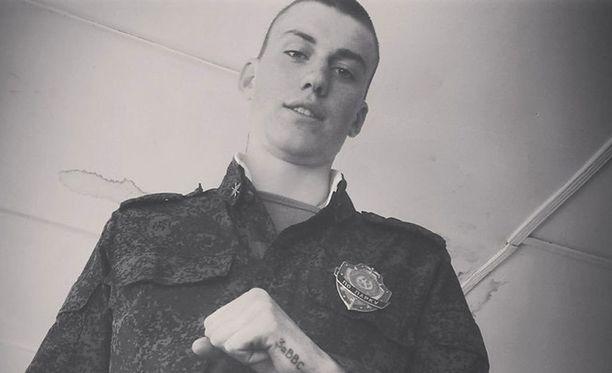 Läheiset uskovat, että 19-vuotias Vadim Kostenko tapettiin Syyriassa.