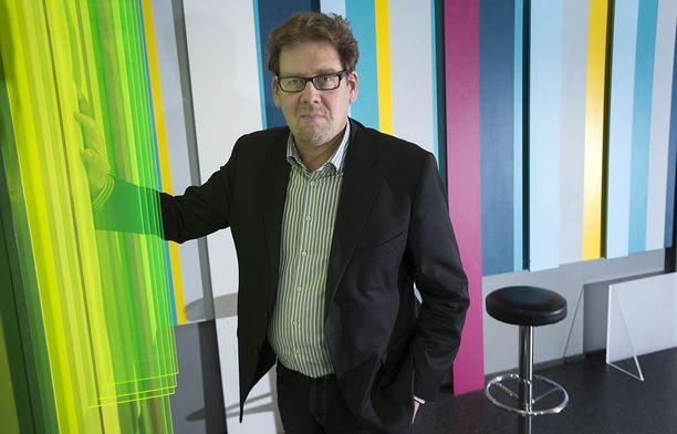 Ylen luovien sisältöjen johtaja Ville Vilén korostaa television katselutottumusten muuttuneen.