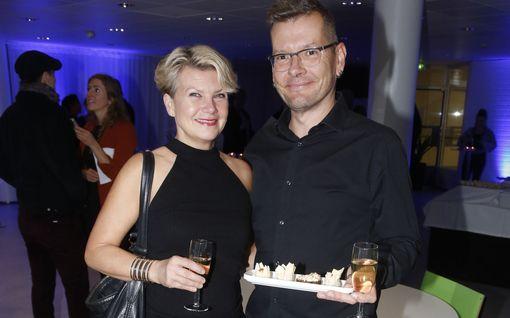 """Julkkiskokki Sami Garam ja Nina-vaimo myöntävät: """"Riitelemme rajusti"""""""