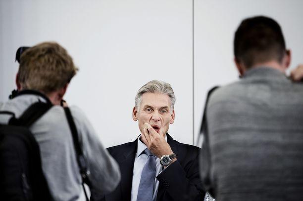 Danske Bankin pääjohtaja Thomas Borgen ilmoitti 19. syyskuuta eroavansa työstään rahanpesuskandaalin vuoksi.