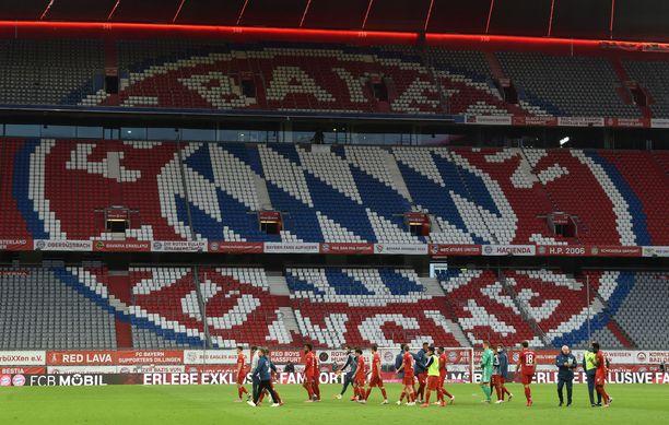 Bayern München on lauantain varma pelikohde.