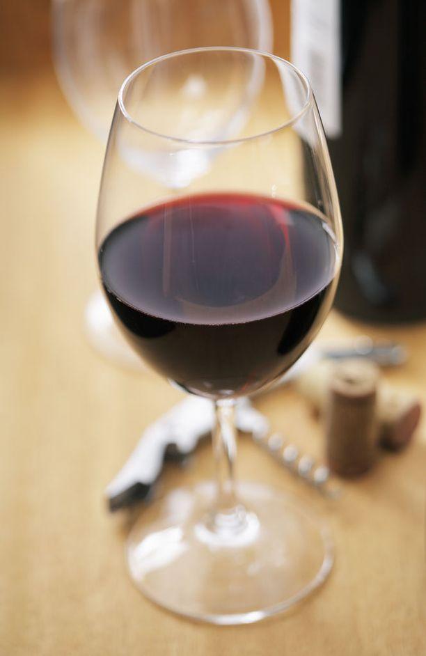 Kohtuukäyttö voi tarkoittaa yhtä lasillista viiniä.
