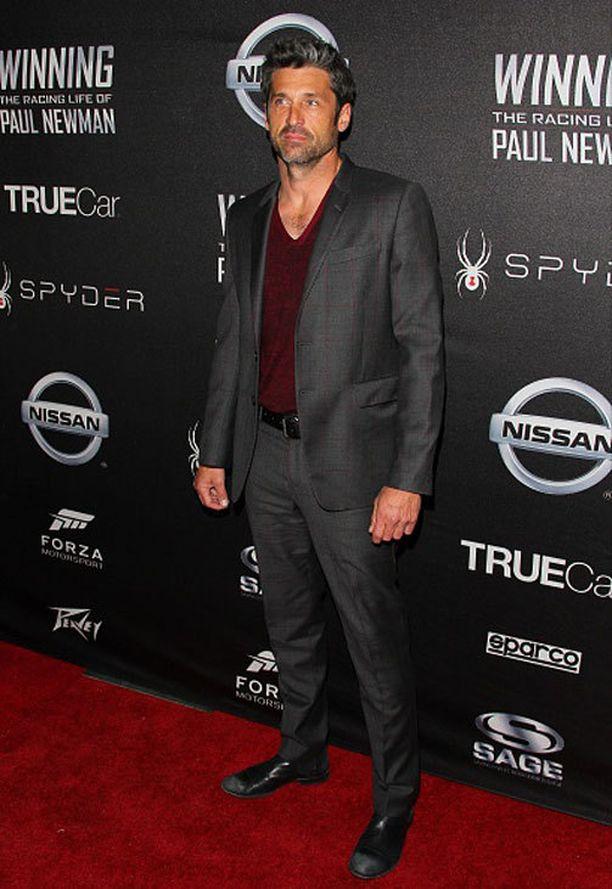 Patrick Dempsey näytteli suosikkisarjassa 11 tuotantokautta.