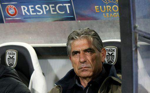 """Tappio Tampereella oli liikaa: Kreikka antoi potkut valmentajalleen - uusi luotsi on """"hieman erikoinen hahmo"""""""