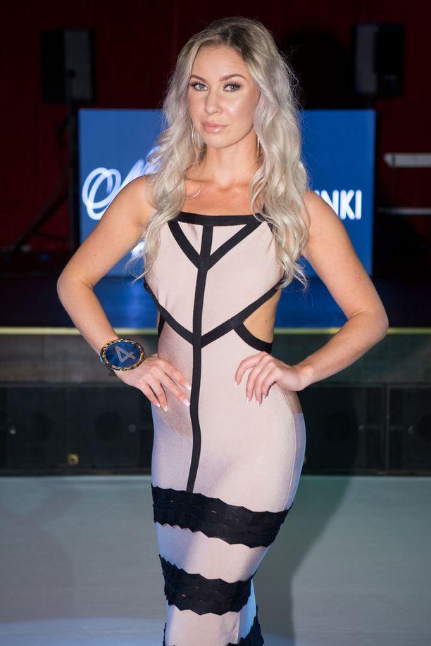 Ida-Sofia Rissanen on kisan vanhin 27-vuotiaana.