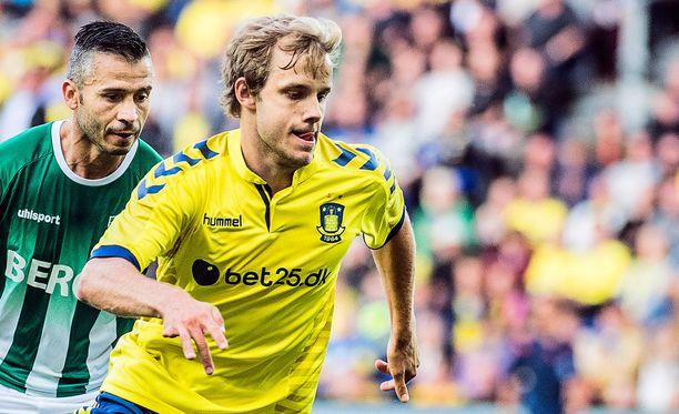 Teemu Pukki on aloittanut Tanskan liigakauden kuin pyörremyrsky.