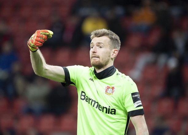 Lukas Hradecký ja Bayer Leverkusen joutuu kovaan testiin.