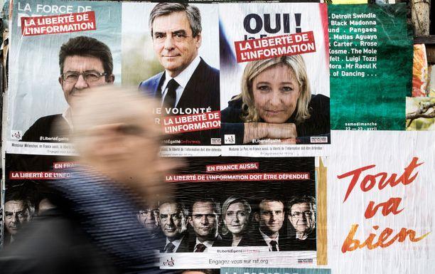 Isku vaikuttanee vaalien lopputulokseen.