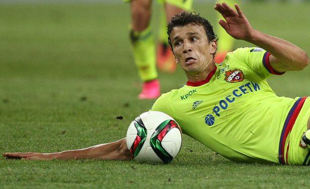 Moskovan ZSKA:n ja Huuhkajien tähti Roman Eremenko sai kahden vuoden kilpailukiellon käryttyään kokaiinista.