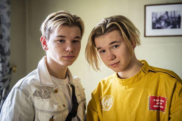 Marcus ja Martinus saapuvat Suomeen seuraavan kerran kesällä.