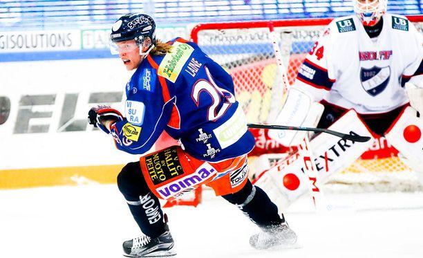 Patrik Laine on Iltalehden Kultaleijona.