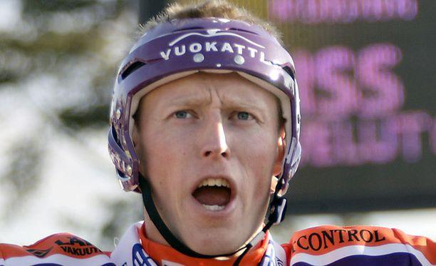 Jani Komulainen kasasi tehot 1+1.