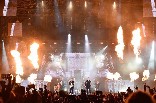 Blockfest on Suomen suurin hiphop-festivaali.