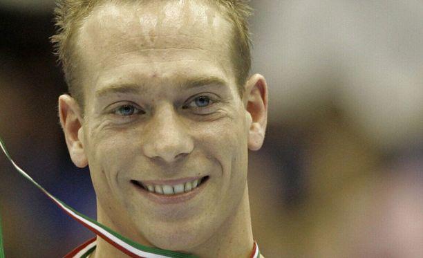 Yuri van Gelder narahti toistamiseen huumehommista.