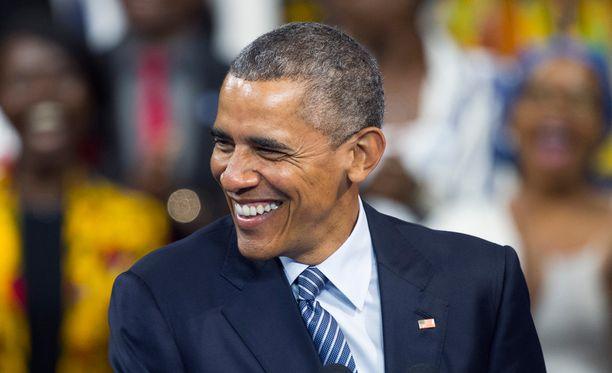 Obaman soittolistalla on artisteja Beyoncesta Bob Dylaniin.