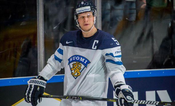 Lasse Kukkonen sai 10 minuutin käytösrangaistuksen.