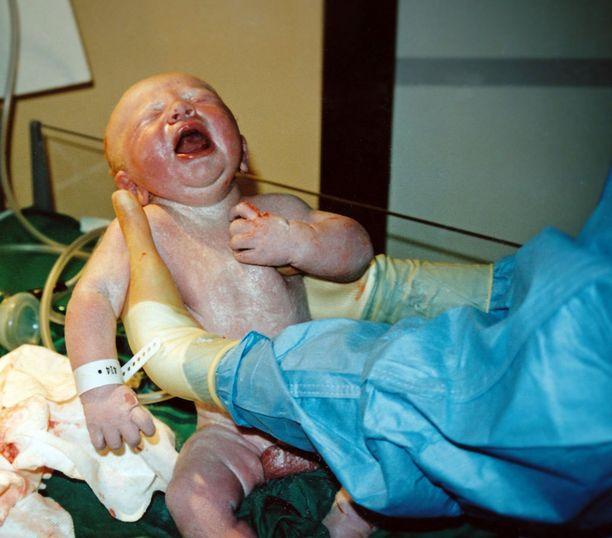 Synnytysasento