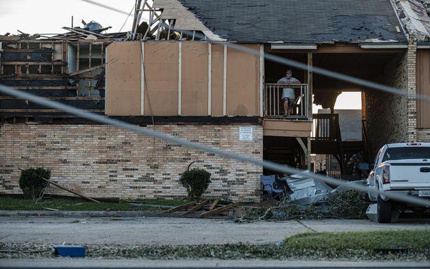 Laura-hurrikaani riepotteli Louisianaa elokuun lopussa, ja nyt osavaltiota uhkaa Sally.