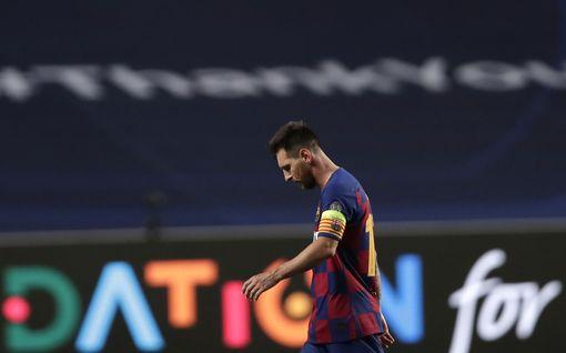 Hurja huhu: Lionel Messi haluaa pois Barcelonasta – taustalla sekasortoinen tilanne