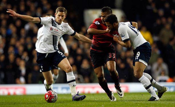 Tottenham jäi kotonaan WBA:n kanssa 1-1-tasapeliin.