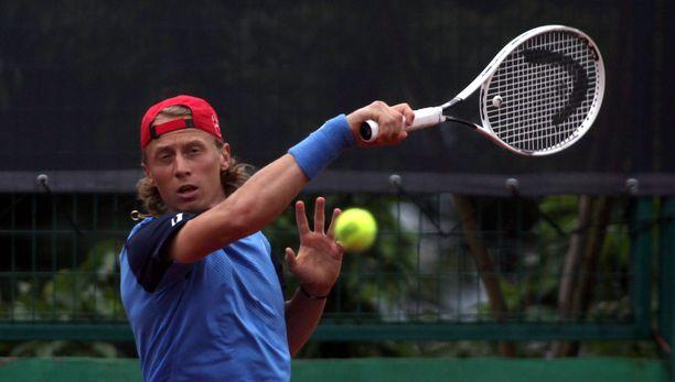Emil Ruusuvuori on tienannut urallaan 193 365 dollaria ennen US Openia.