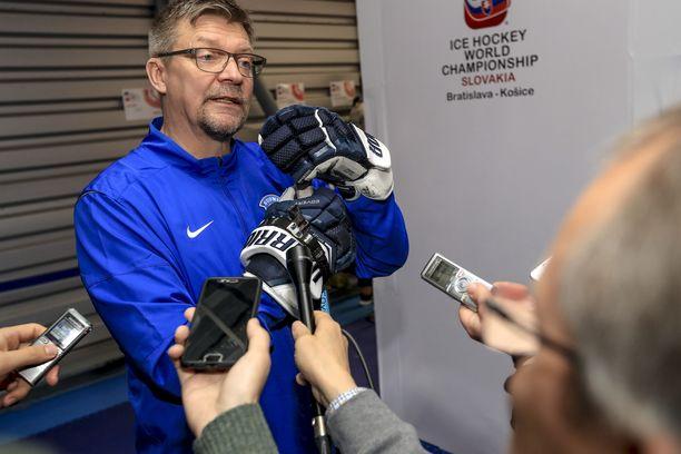 Jukka Jalonen on luottavainen, että Leijonat onnistuu torstaina pelaamaan huippuottelun. Mutta riittääkö sekään?