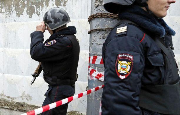 Venäjällä rikollisuutta katsotaan sormien läpi, jos valtio siitä hyötyy. Kuvituskuva.