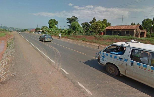 Masakan ja Kampalan välisellä tiellä on kuollut tänä vuonna jo yli 200 ihmistä.