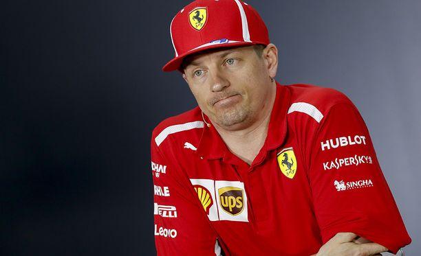 Kimi Räikkönen on tehnyt rikosilmoituksen Montrealissa.