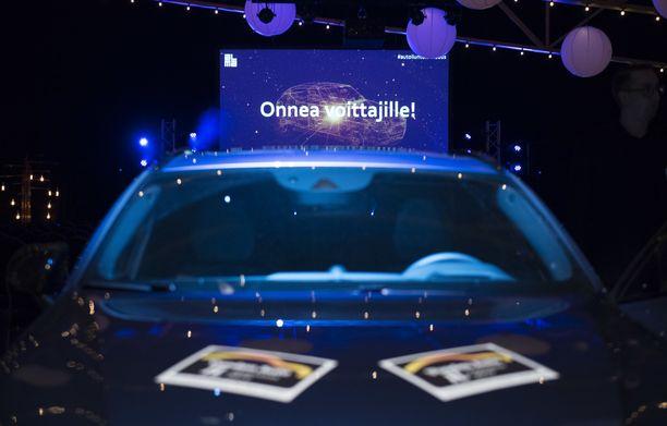 Vuoden auto Suomessa -gaala. Helsinki 13.2.2019.