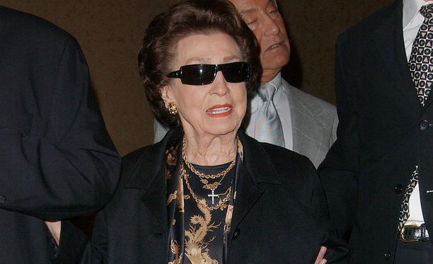 Nancy ja Frank Sinatra erosivat vuonna 1951.