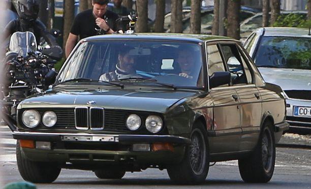 Elokuvaan kuvattiin Pariisissa muun muassa takaa-ajokohtaus.