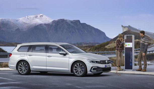 Ladattava hybridi VW Passat GTE kulkee nyt yhdellä latauksella 55 kilometriä (NEDC 70).