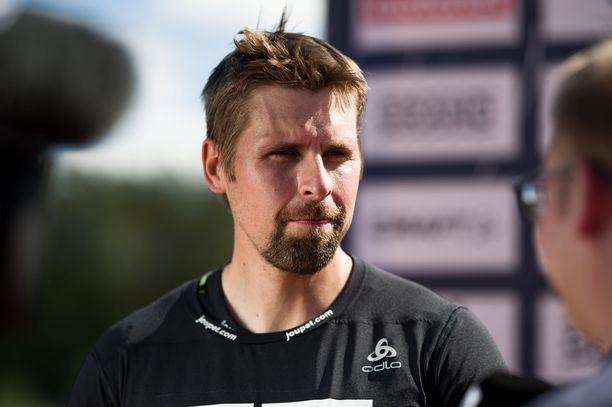 Antti Ruuskanen jäi alle 80:n metrin.