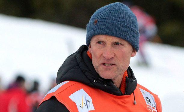Vegard Ulvang toimii Kansainvälisen hiihtoliiton maastohiihtokomitean puheenjohtajana.